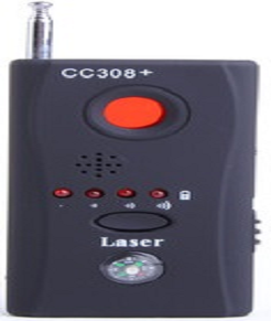 SPY CAM DETECTOR WITH LENS FINDER Image