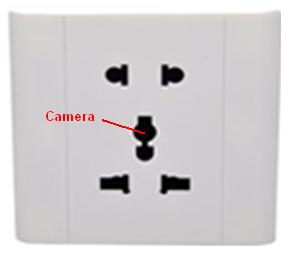 WALL SOCKET CAMERA Image