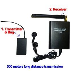 AUDIO TRANSMITTER Image