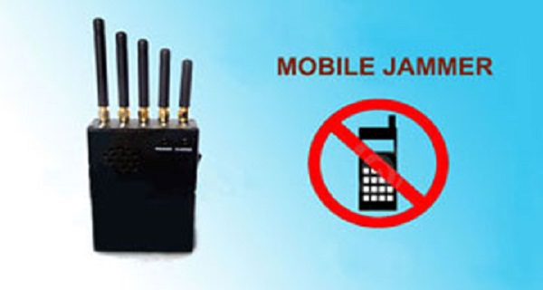 Mobil signal - how to jam a mobile phone signal