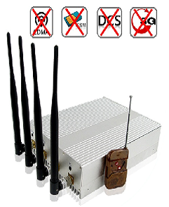 Four Antenna Silver Jammer Image