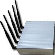Five Antenna Silver Jammer Image