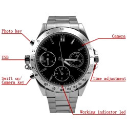 WRIST WATCH CAMERA Image