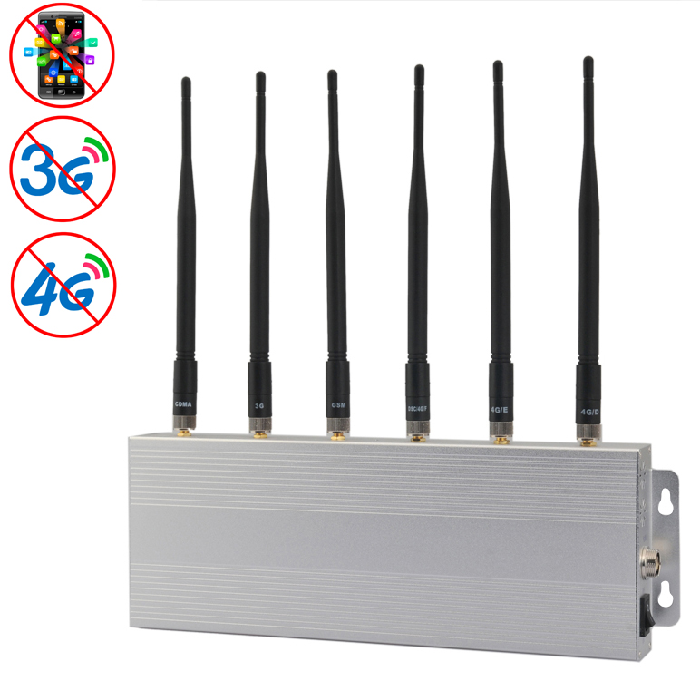 pocket mobile network jammer